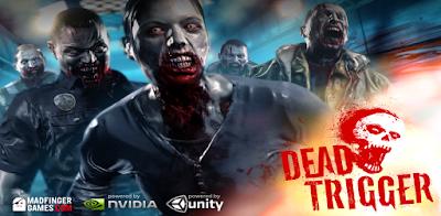 Dead Trigger v 1.9.5 Mod Apk (Mega Mod) Terbaru
