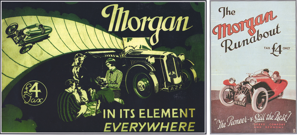 Veloce publishing automotive stuff 10 morgan brochures and adverts feast your eyes on this small selection of period morgan brochures and advertisements taken from the new ebooks that weve been enjoying in the veloce fandeluxe Gallery