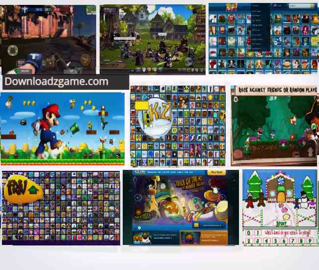 Download fun online games