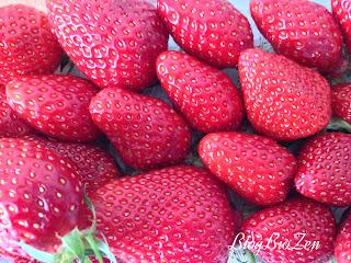 Tarte aux fraises sans gluten sans lactose sur lit de crème pâtissière veggie