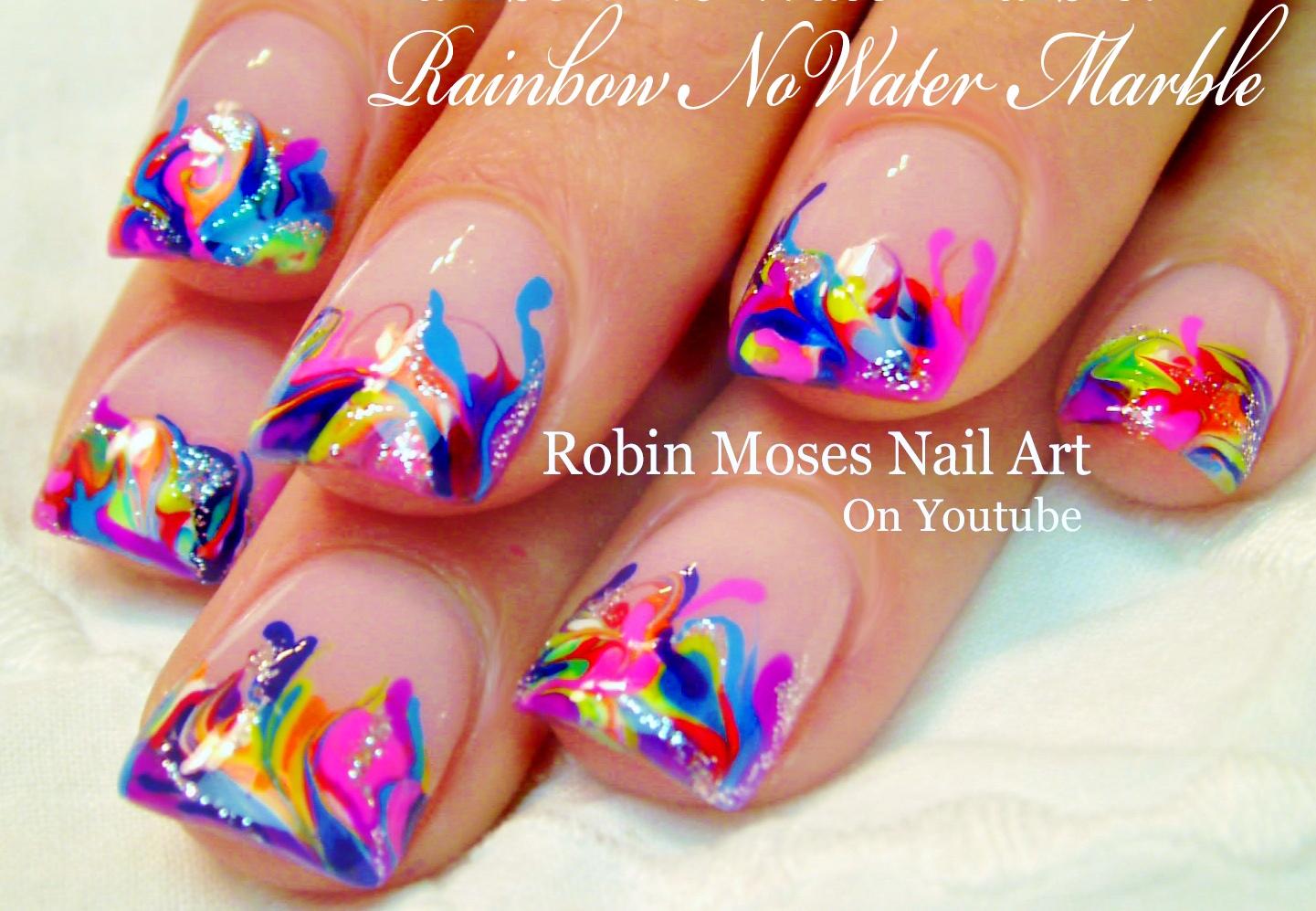 Nail Art by Robin Moses: Grape Vine Vinyard Nail Art \