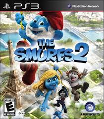 imagem Capa The Smurfs 2 Playstation 3 PS3 jogo 2013