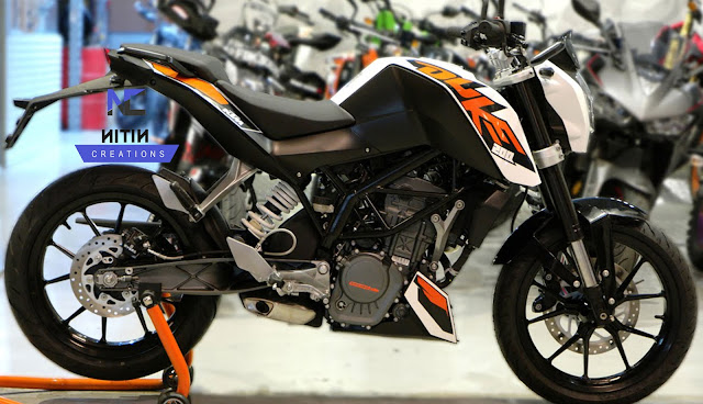 KTM 200 Duke ABS Price, Performance and Features