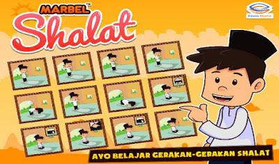 Marbal Belajar Shalat + Audio