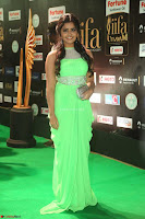 Anupama Parameshwaran cute beauty in Neon Green gown at IIFA Utsavam Awards 2017  Day 2  HD Exclusive 09.JPG