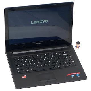 Laptop Lenovo G41-35 AMD A6 Second di Malang