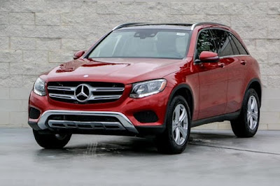 New 2016 Mercedes-Benz GLC HD Wallpaper