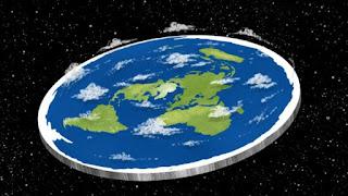Teori Bumi Datar dan Komunitas Flat Earth Selalu Siap Debat