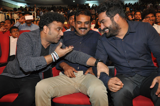 Janatha Garage Audio Release Function Photos