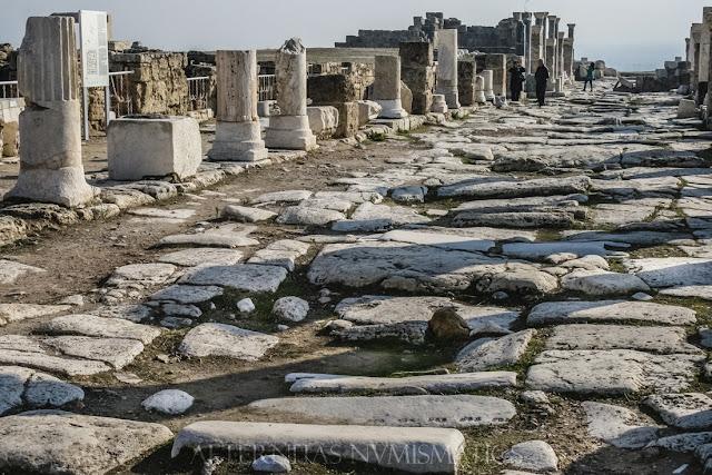 Calle de Siria en laodicea ad lycum