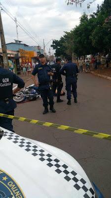 Marginal acusado de praticar assaltos em Goiânia (GO) é morto em confronto com Guarda Civil