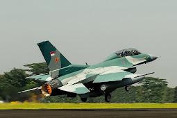 Berita Militer : TNI AU Hancurkan Empat Pesawat Tempur Asing di Natuna