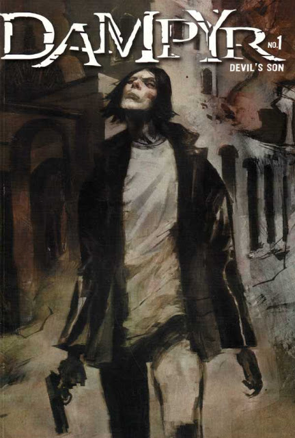 Dampyr por Ashley Wood