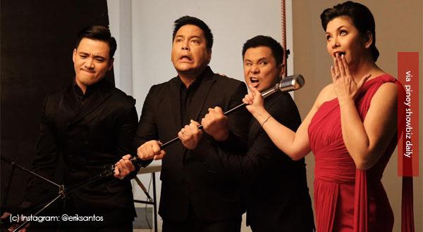 Martin, Ogie, Erik, and Regine Velasquez to hold Valentine concert in 2018