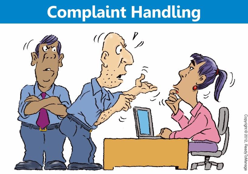"""Contoh dialog tentang """"complaint"""" Tugas Bahasa Inggris"""