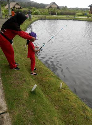 pemancingan poyotomo bintan, blogger tanjungpinang