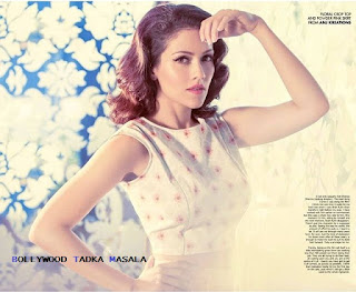 Waluscha De Sousa.CineBlitz magazine April 2016 issue.3.jpg