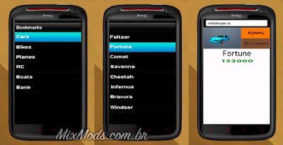 gta sa mod cleo celular smartphone interativo funcional multifuncional gta v