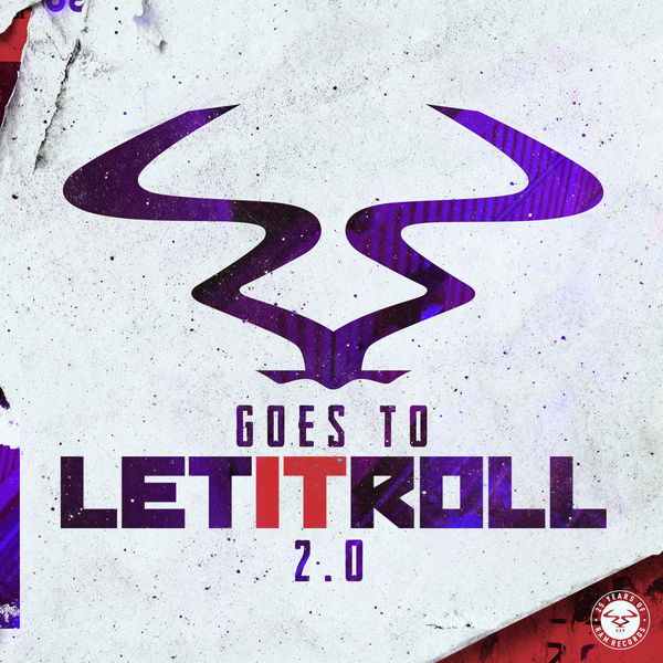 Various Artists - RAM Goes to Let It Roll 2.0 EP  Cover