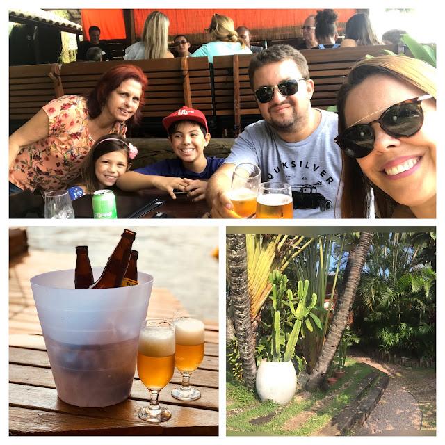 Ilha da Gigóia - Restaurante Venne