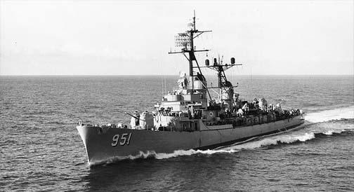 United States navy destroyer Maddox