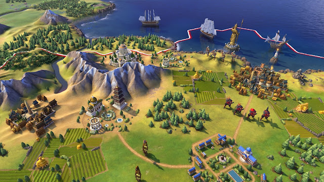 Sid Meier's Civilization 6 (full Version) for PC