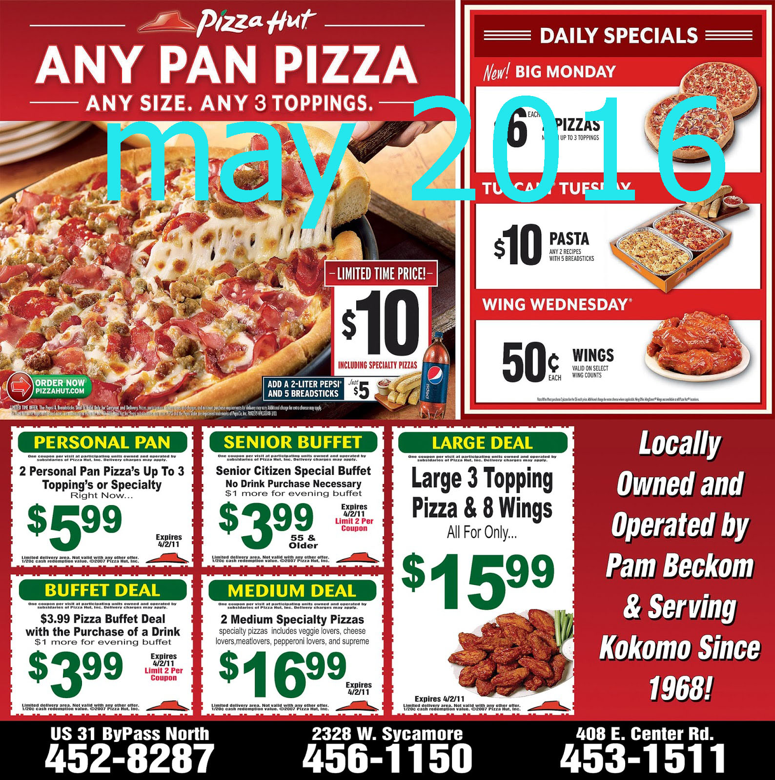 Angelina's pizza coupon code