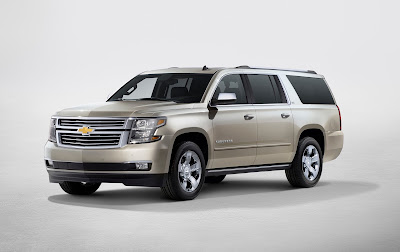 2015 Chevrolet Suburban, GM, SUV, Vehicle, Auto, Automobile, Car, Cars