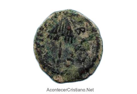 Moneda de Herodes Agripa I