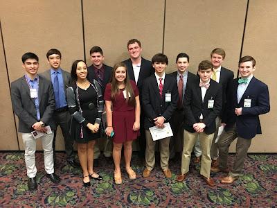 Montgomery Catholic Participates in 2017 YMCA Youth Legislature 2