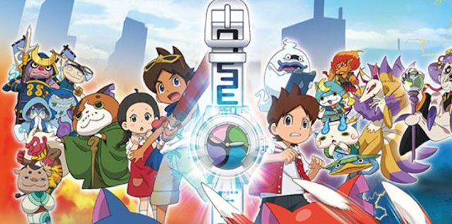 Yo-Kai Watch The Movie llegará a América del Norte doblada el 15 de octubre