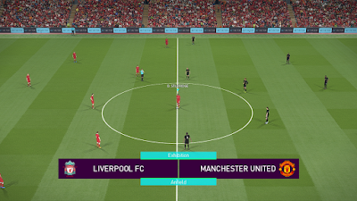 PES 2018 Premier League Scoreboard by Ginda01