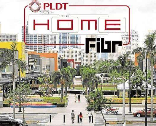 Bonifacio Glocal City Now Entirely Covered By PLDT Fibr