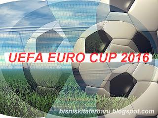 Jadwal Lengkap Pertandingan Sepak Bola Piala Eropa 2016