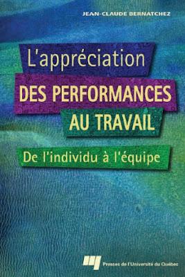 Télécharger Livre Gratuit L'appréciation des performances au travail - De l'individu à l'équipe pdf