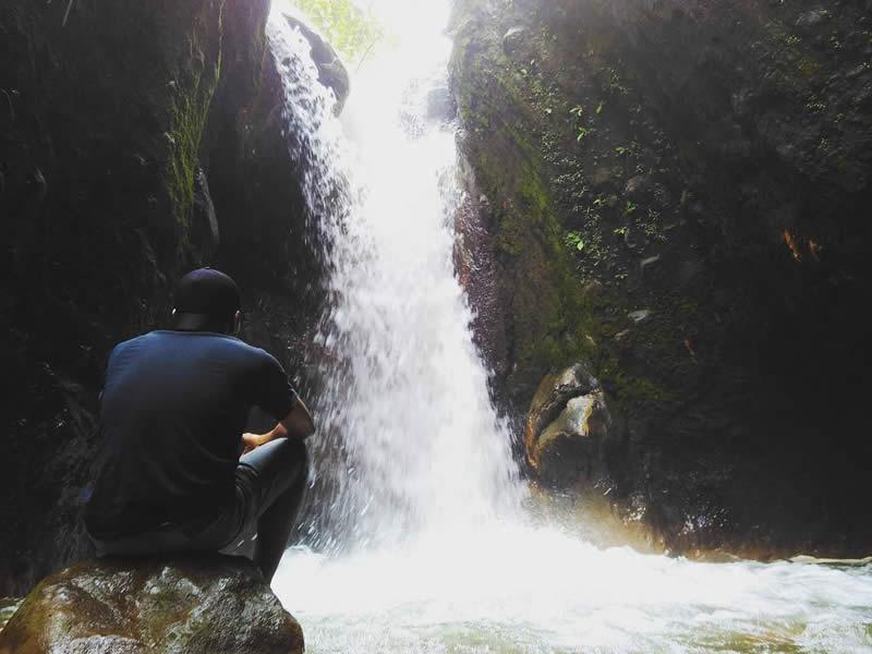 Curug Citiis Tempat Wisata di Tasikmalaya Terbaru
