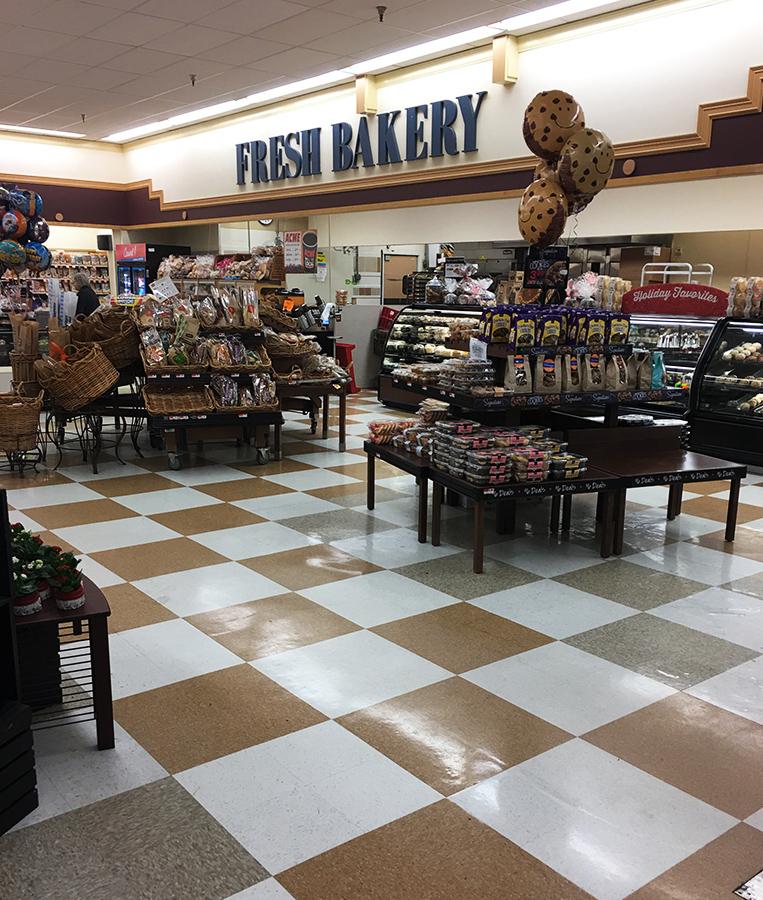Corner Bakery Tiles : Acme style february