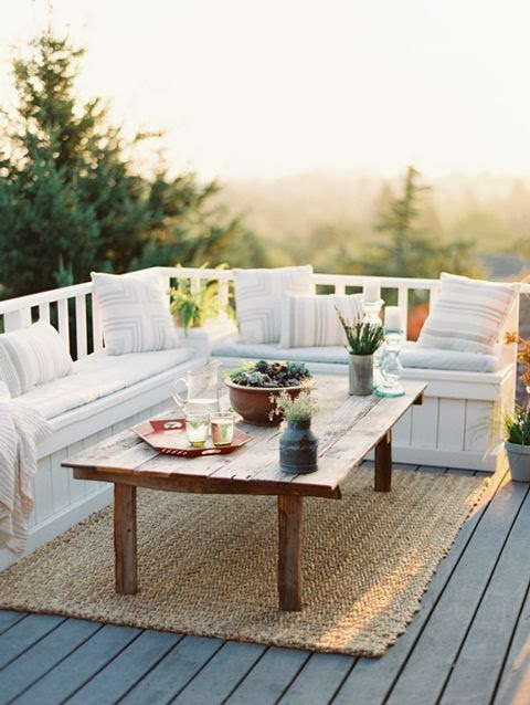 inspiring outdoor area