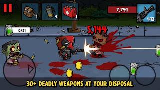 Zombie Age 3 APK  1.1.6