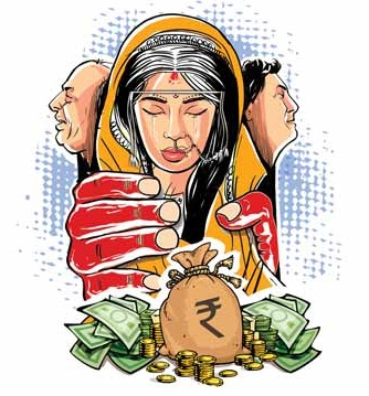 the dowry system for woman in india Thousands of women are killed in india every year in dowry related violence  many more commit suicide as the torture and harassment become.