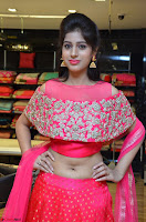 Naziya Khan bfabulous in Pink ghagra Choli at Splurge   Divalicious curtain raiser ~ Exclusive Celebrities Galleries 009.JPG