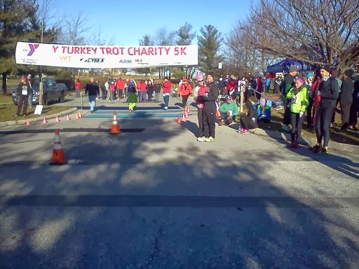 Dayhoff Soundtrack: Carroll Co YMCA Thanksgiving Turkey Trot