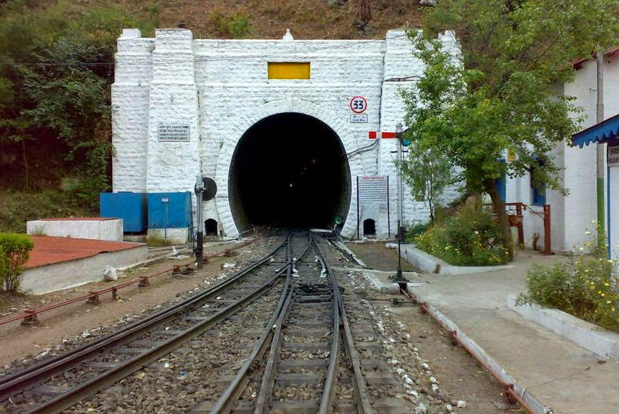 Tunnel No. 33 - commonly called Barog Tunnel