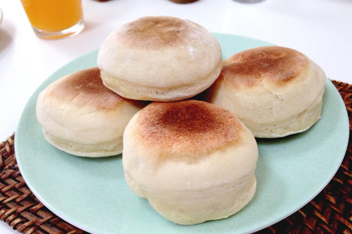mandy bla bla recette muffins anglais. Black Bedroom Furniture Sets. Home Design Ideas