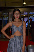 Rhea Chakraborty in a Sleeveless Deep neck Choli Dress Stunning Beauty at 64th Jio Filmfare Awards South ~  Exclusive 070.JPG
