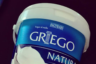 Iogurte Grego - Hacendado