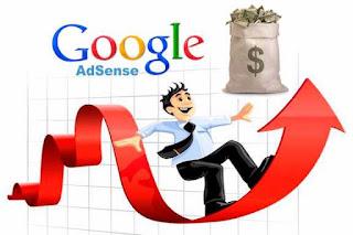 زيادة ارباح ادسنس في جوجل ادسنس بشكل ملحوظ وسريع جدا لهذا العام 2017 سارع بلدخول