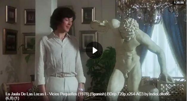La Jaula De Las Locas - PELICULA - 1978