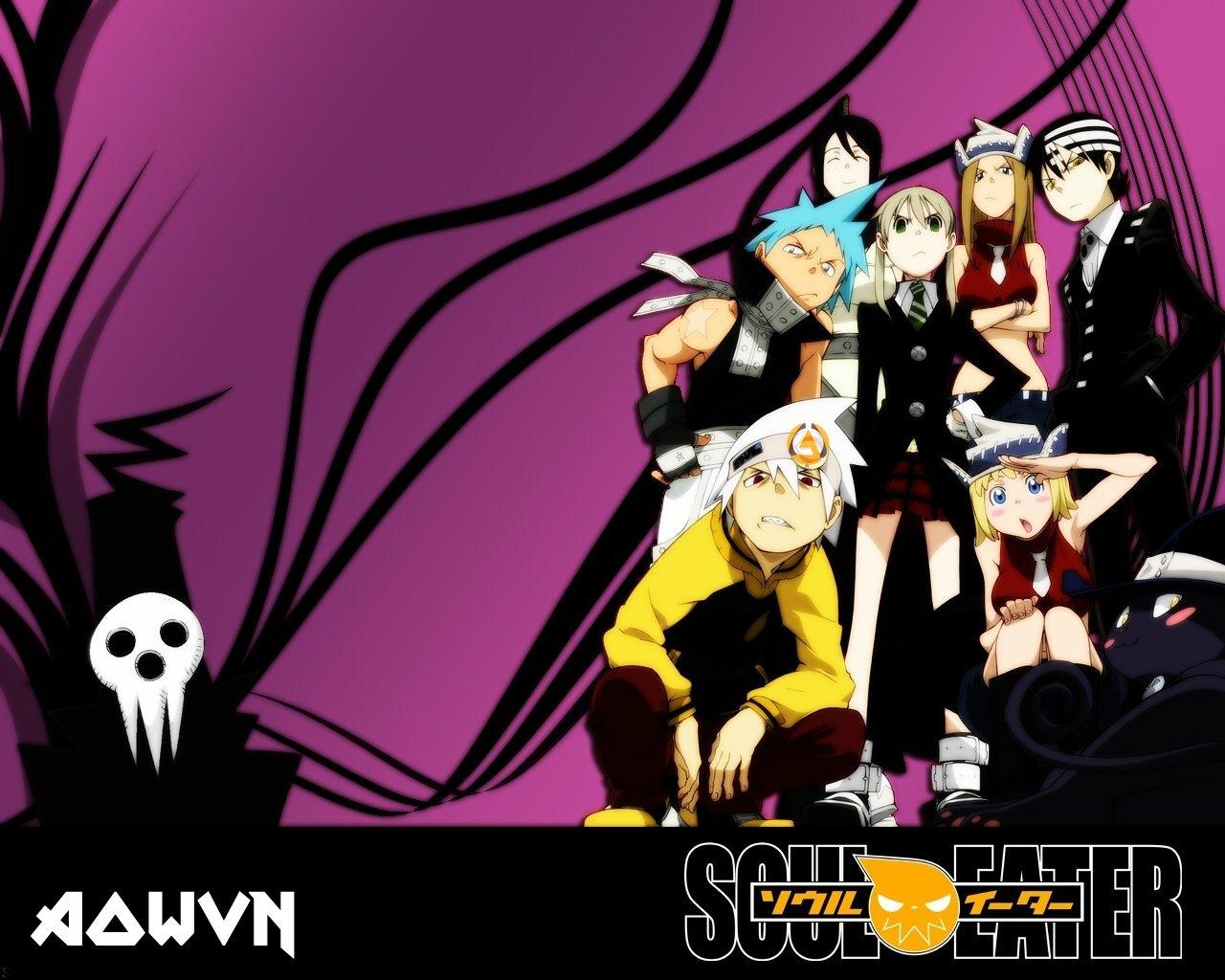 Zs7db2u - [ Anime 3gp Mp4 ] Soul Eater + Soul Eater Not! BD | Vietsub - Max hài!!