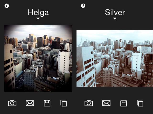 Amazing Mobile apps for photographers CameraBag
